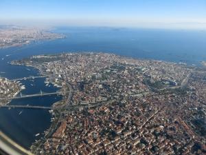 Istanbul von oben