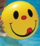 Smiley badboll