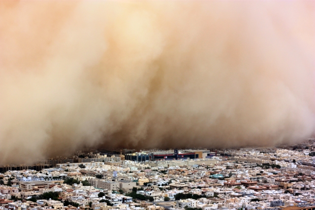 sandstormRiyadh